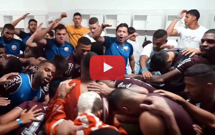 Vídeo | Os bastidores de Náutico 2 x 0 Sport, pelo Nordestão de 2020