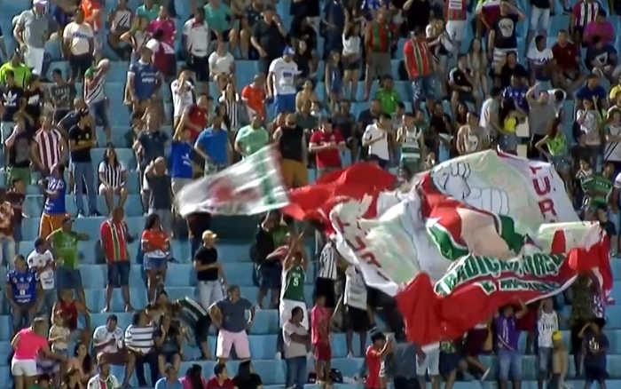 Sport perde do Salgueiro no Sertão e sai do G6 do Estadual. Jejum de 8 jogos