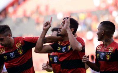Sport goleia o Afogados, acaba jejum e volta à zona de classificação no Estadual