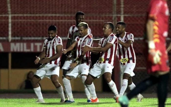 Náutico joga melhor, vence o Toledo e já soma R$ 1,19 milhão na Copa do Brasil
