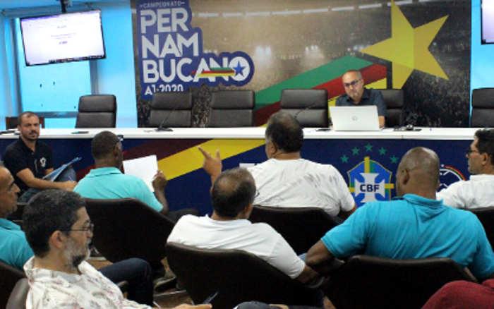 Pernambucano Sub 20 de 2020 com turno único e jogos só aos sábados