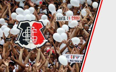 Santa Cruz completa 106 anos com 5,2 mil jogos disputados. Recorde no NE