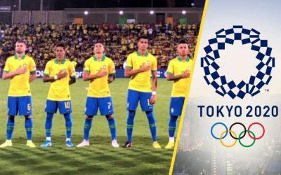 Seleção garante a 14ª participação no torneio olímpico de futebol. Com Neymar?