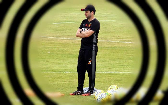 Análise | Daniel Paulista, o novo técnico do Sport. De novo com missão difícil