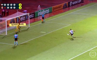 TV | As audiências do Flamengo na Libertadores e de Atlético-GO x Santa