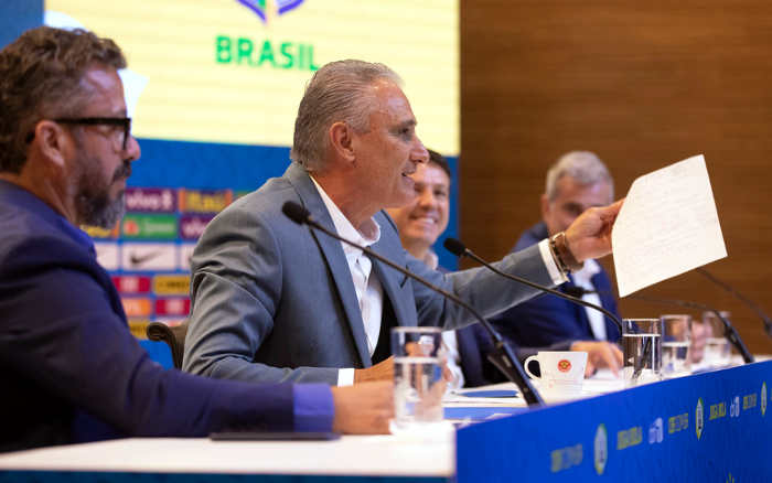 A lista de Tite com os 24 nomes do Brasil para o jogo na Arena Pernambuco em 2020