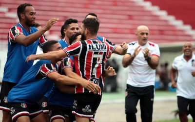 Santa vence Decisão, garante 1º lugar no Estadual e vaga na Copa do Brasil