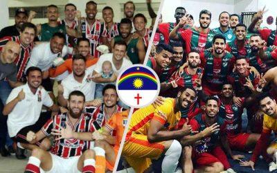 O resumo da 8ª rodada do Campeonato Pernambucano 2020. Santa e Sagueiro na semi