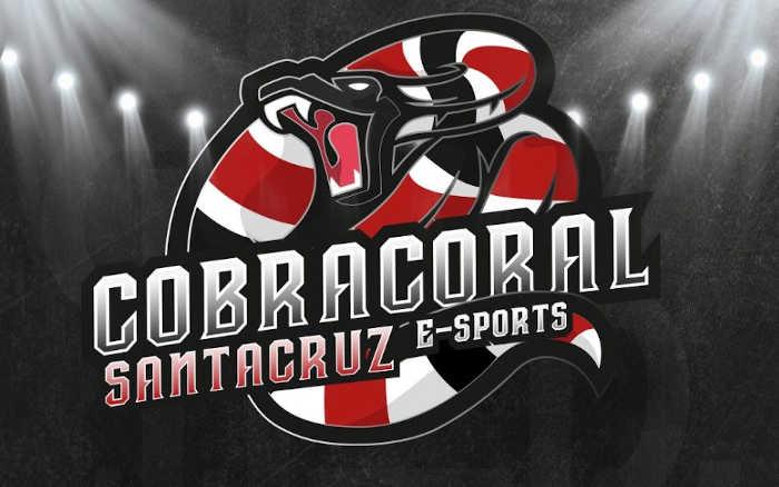 Game | Santa monta equipe de E-Sports com direito à transmissão na TV Coral