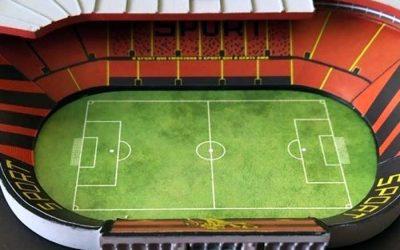 As miniaturas dos estádios do Nordeste. Qual é a mais fiel?