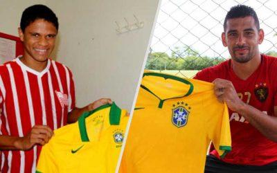 A convocação da Seleção Brasileira no Nordeste, cada vez mais rara. Reversível?