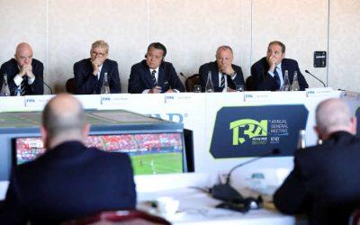 As 7 novas regras do futebol, oficializadas pela Ifab a partir de junho de 2020