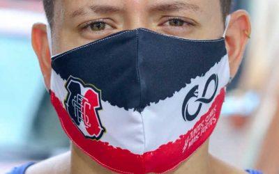 Coronavírus   Santa Cruz lança máscaras de proteção estilizadas