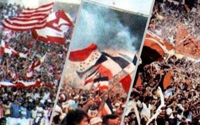 As bandeiras tremulando nos estádios do Recife, uma festa do passado. Sem volta?
