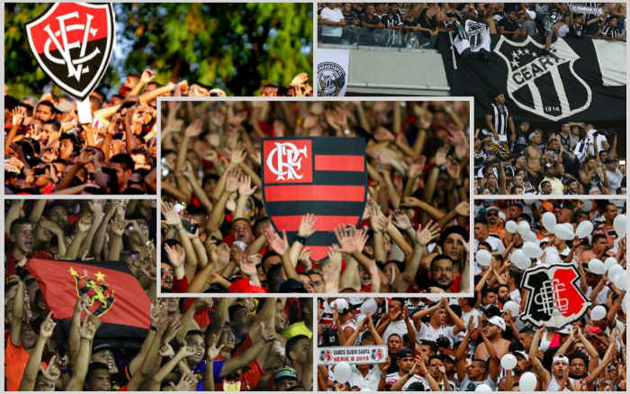 Ibope | A surpreendente simpatia dos torcedores do G7 do Nordeste pelo Flamengo