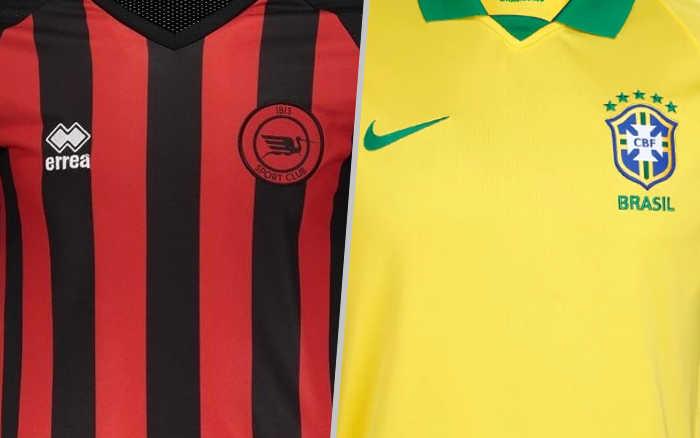 Pior? | O dia em que o Íbis emplacou três jogadores na Seleção Brasileira