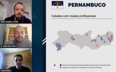 Vídeo   Analisando o futebol nos 9 estados do Nordeste com a Pluri Consultoria