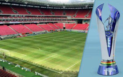 A tabela para os jogos restantes do Pernambucano 2020. De 19/07 a 05/08