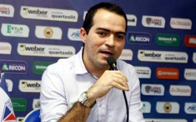 Podcast | Entrevista com o presidente do Fortaleza. Da ascensão aos novos desafios
