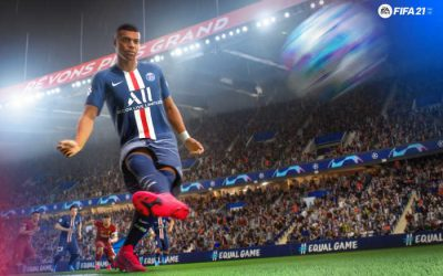 Game | O primeiro trailer do Fifa 21, a versão pioneira para o Playstation 5