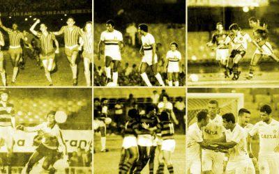 Top 10 | Os maiores jogos da história dos clubes do Nordeste no Maracanã