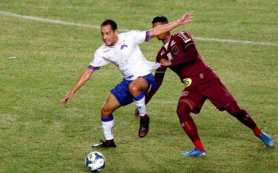 Náutico é goleado pelo Bahia e soma a 5ª eliminação na 1ª fase do Nordestão na década