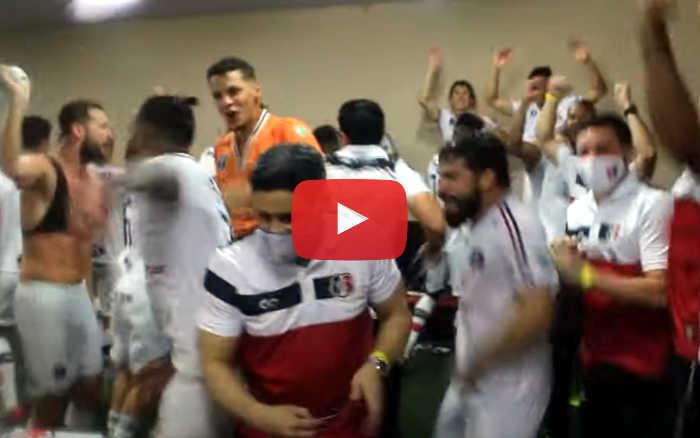 Vídeo | Os bastidores de Sport 1 x 2 Santa Cruz, pelo Pernambucano de 2020