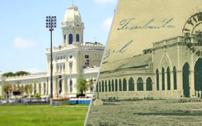 História | Antes da estreia do futebol no Recife, o Mercado do Derby
