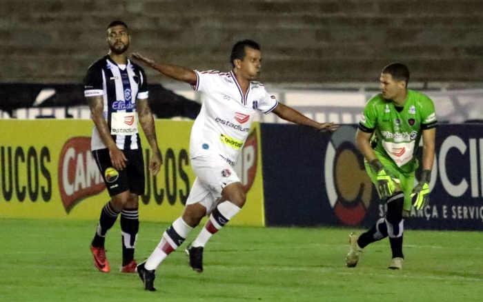 Santa Cruz vence o Botafogo em João Pessoa, se firma no G4 e reduz tensão