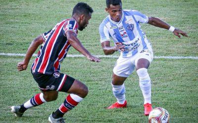 Santa Cruz larga com empate na Série C. Pontinho importante na Curuzu