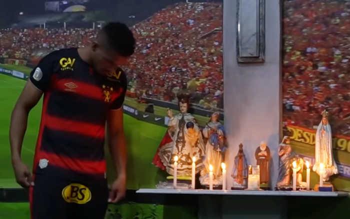 Vídeo   Os bastidores de Sport 3 x 2 Ceará, na estreia da Série A de 2020