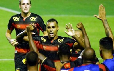 Com 31% de posse, Sport estreia com vitória na Série A e carimba a faixa do Ceará