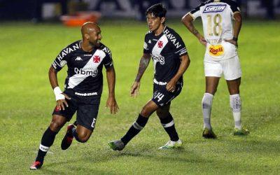 Sport perde do Vasco em São Januário sofrendo 2 gols de Fellipe Bastos, ex