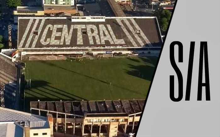 De Central S.C. para Central S/A, a proposta de clube-empresa em Caruaru