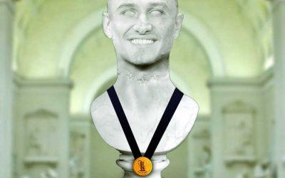 Vinícius, o melhor jogador da Copa do Nordeste de 2020. Artilheiro e campeão