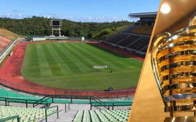 Pituaçu, o 10º estádio a receber a decisão do Nordestão. Em Salvador, a 8ª vez