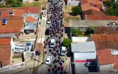 Vídeo | A histórica chegada do campeão pernambucano ao Sertão. O Salgueiro em Salgueiro