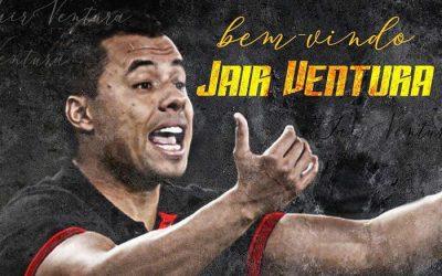 Jair Ventura assume o Sport na Série A e a proposta é clara: foco na defesa