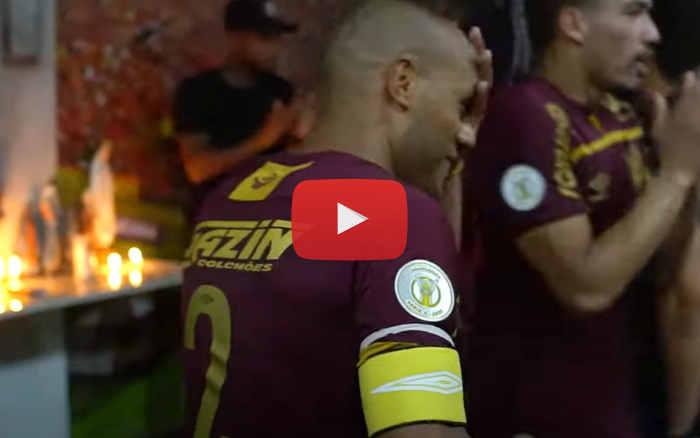 Vídeo | Os bastidores de Sport 1 x 0 Fluminense, pela Série A de 2020