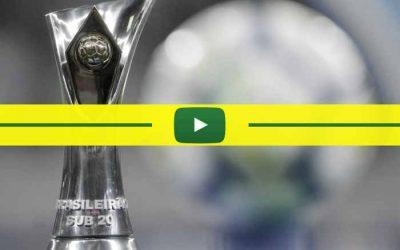 Ao vivo | Transmissão de Sport x Fluminense, pela 8ª rodada do Brasileiro Sub 20