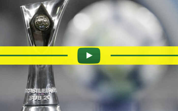 Ao vivo | Transmissão de Sport x Atlético-MG, pela 5ª rodada do Brasileiro Sub 20