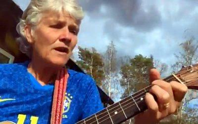 Vídeo   Anunciação de Alceu, a música tática de Pia Sundhage para a Seleção Feminina