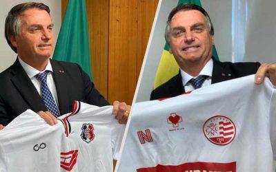 Os bastidores da reunião do presidente Bolsonaro com os clubes do Nordeste