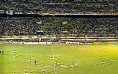 O 1º Brasil x Argentina em PE, com a estreia do Fenômeno e Maradona em suíte presidencial