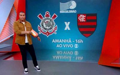 A evolução de Corinthians x Flamengo na TV aberta. Em 10 anos, virou 100%