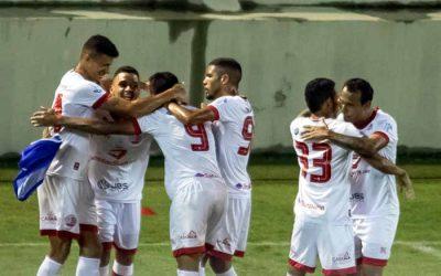 Náutico volta a marcar um gol após 528 minutos e vence o Oeste em São Paulo