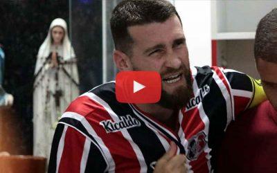 Vídeo | Os bastidores de Santa Cruz 1 x 0 Botafogo-PB, pela Série C de 2020
