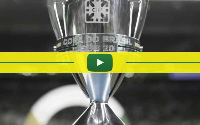 Ao vivo | Transmissão de Sport x Avaí, pelas oitavas da Copa do Brasil Sub 20