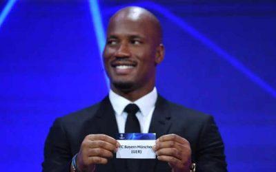 Os grupos da Champions League da temporada 2020/2021. CR7 x Messi na 1ª fase