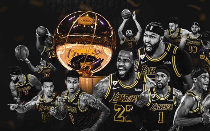 Lakers 17 x 17 Celtics. Após 58 anos, o time de Los Angeles volta ao topo máximo da NBA